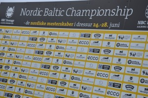 Nordic Baltic Championship 2015